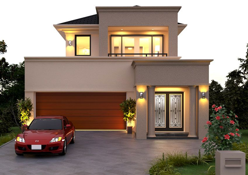 Beautiful house designs australia