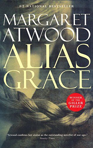 (1996) Alias Grace - Margaret Atwood