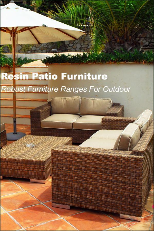 Resin Patio Furniture  #resinpatiofurniture