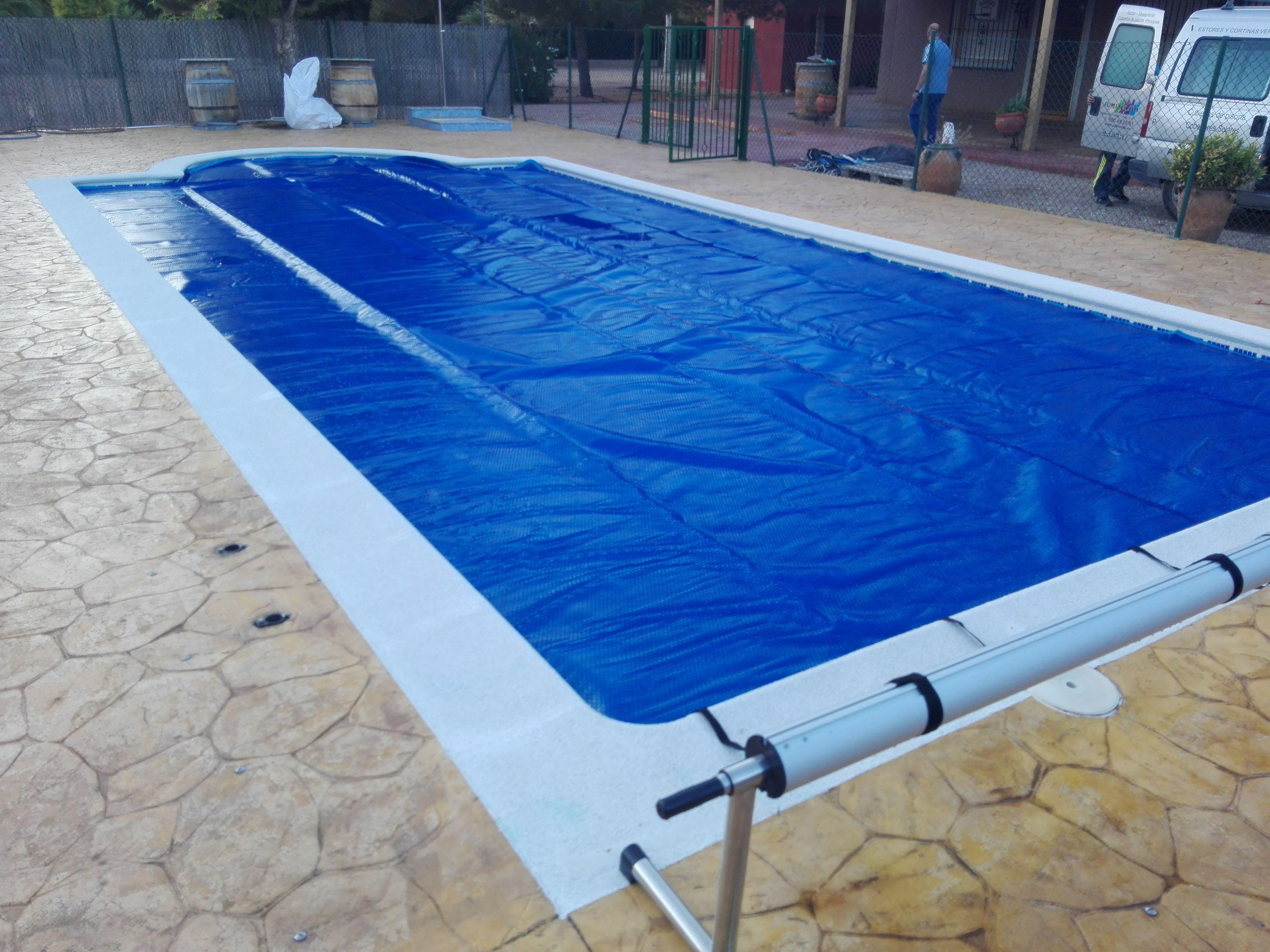 Mantas termicas de burbujas lona de burbujas cobertores solares lona de piscina - Mantas termicas para piscinas ...