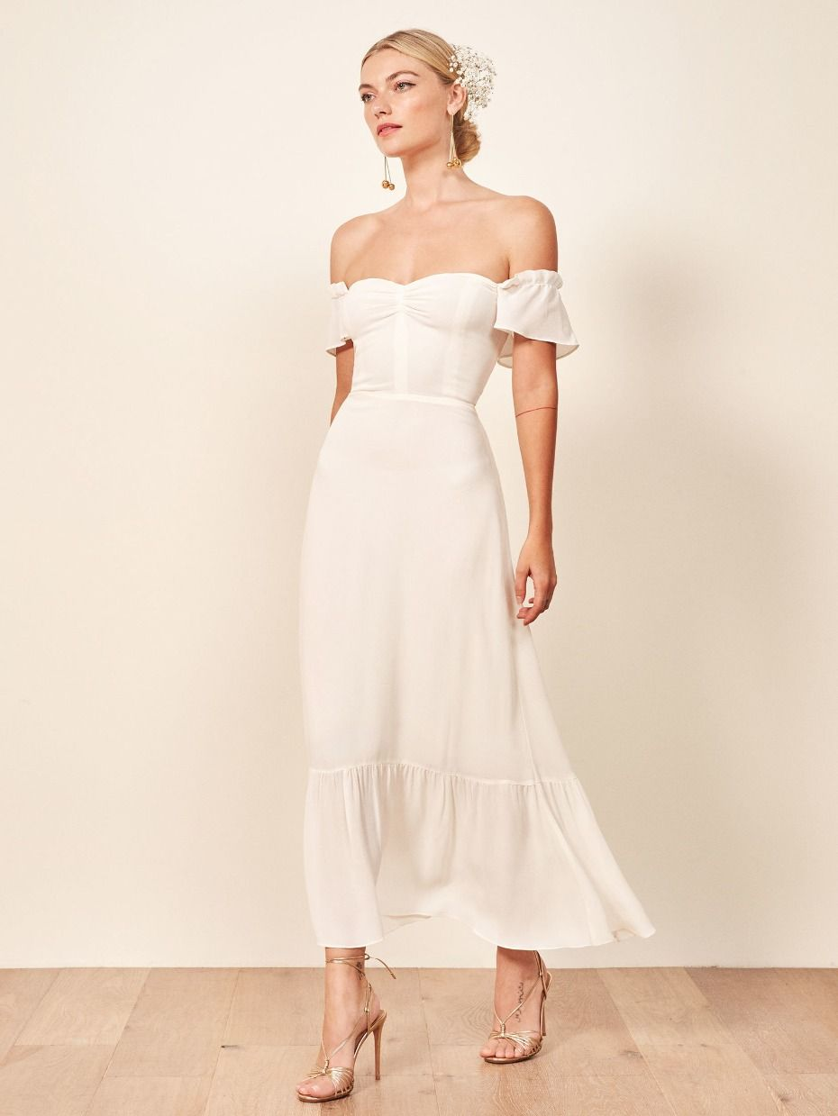 We Ve Got A Crush On Reformation S Fall Wedding Collection