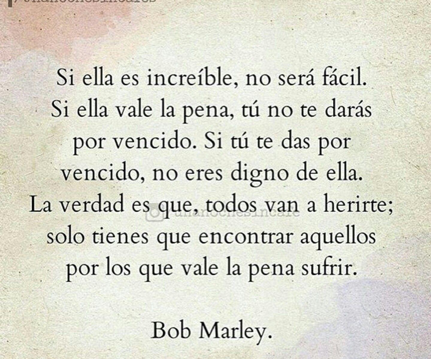 Bob Marley Frases Pinterest Bob Marley Spanish Quotes And Poem