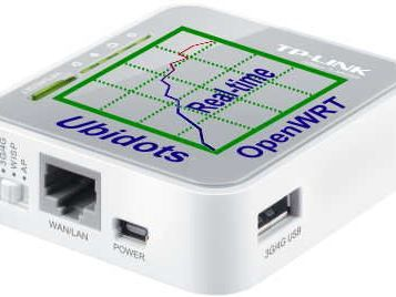 OpenWRT router + Ubidots = Real-time data monitoring | tech