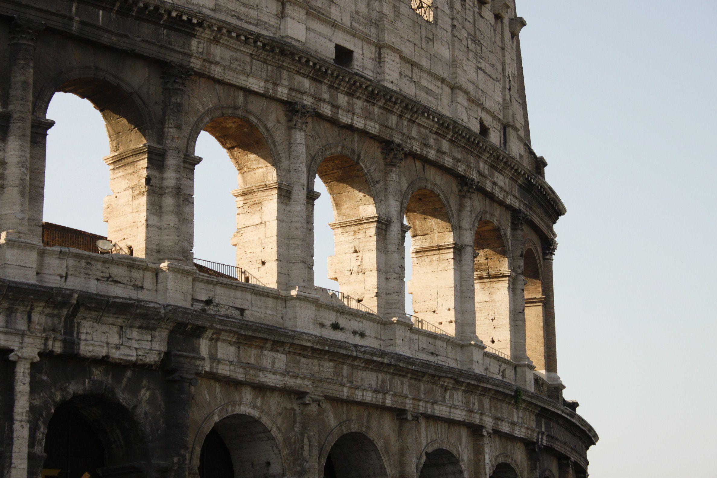 The Coliseum / Rome / Italy   El coliseo - Roma - Italia