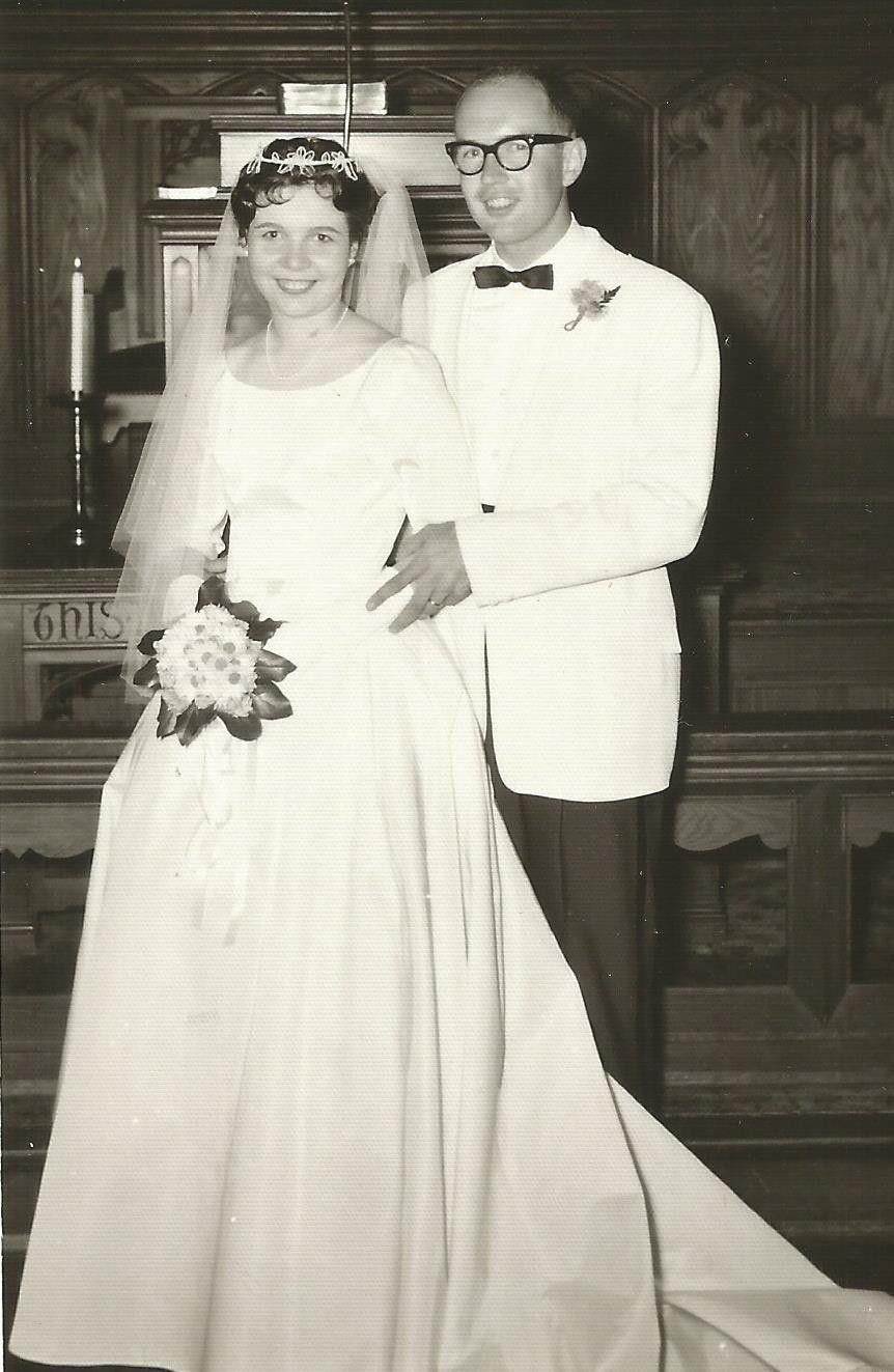 Lot 10 Vintage Old Wedding Photos Bride Groom Bridesmaids Dresses ...