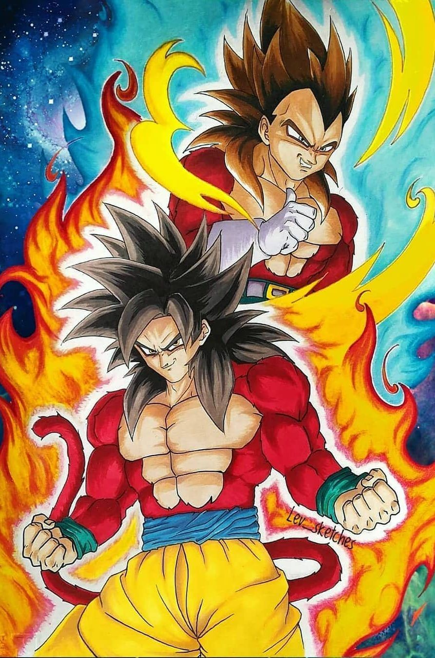 Awesome Anime Drawing Ideas With Images For New Characters Page 40 Heroe Comic Ssj 4