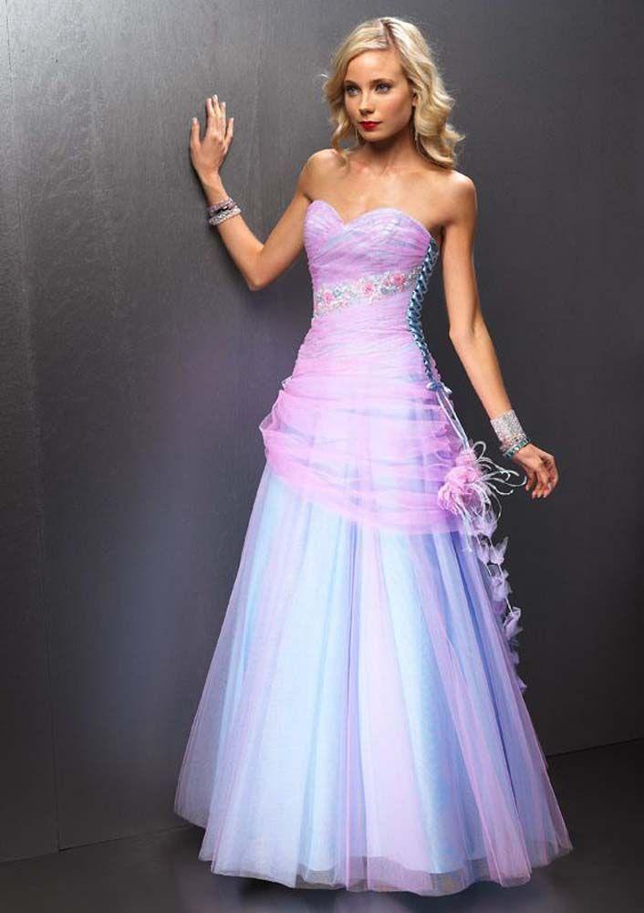 Princess Prom Dress | Pretty Things - Formal inc Wedding/Prom ...