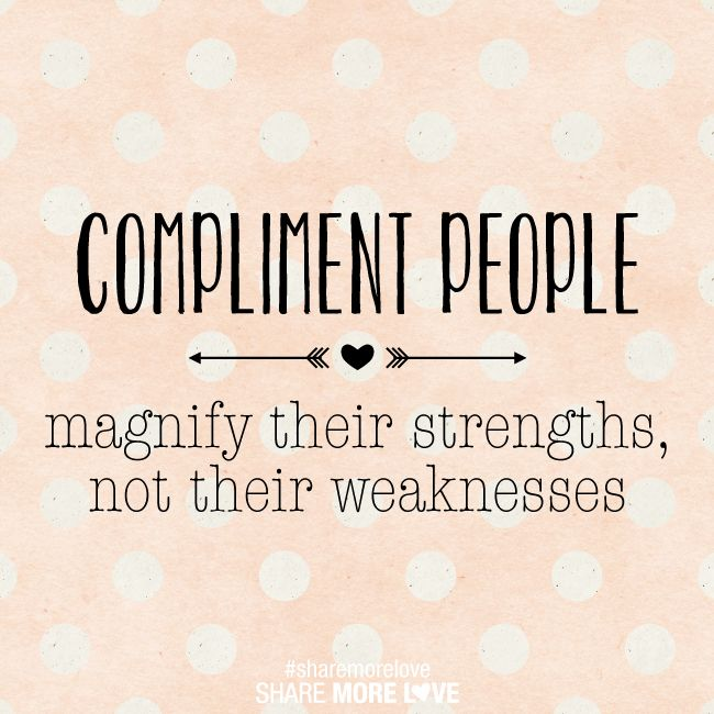 Image result for share a compliment quote