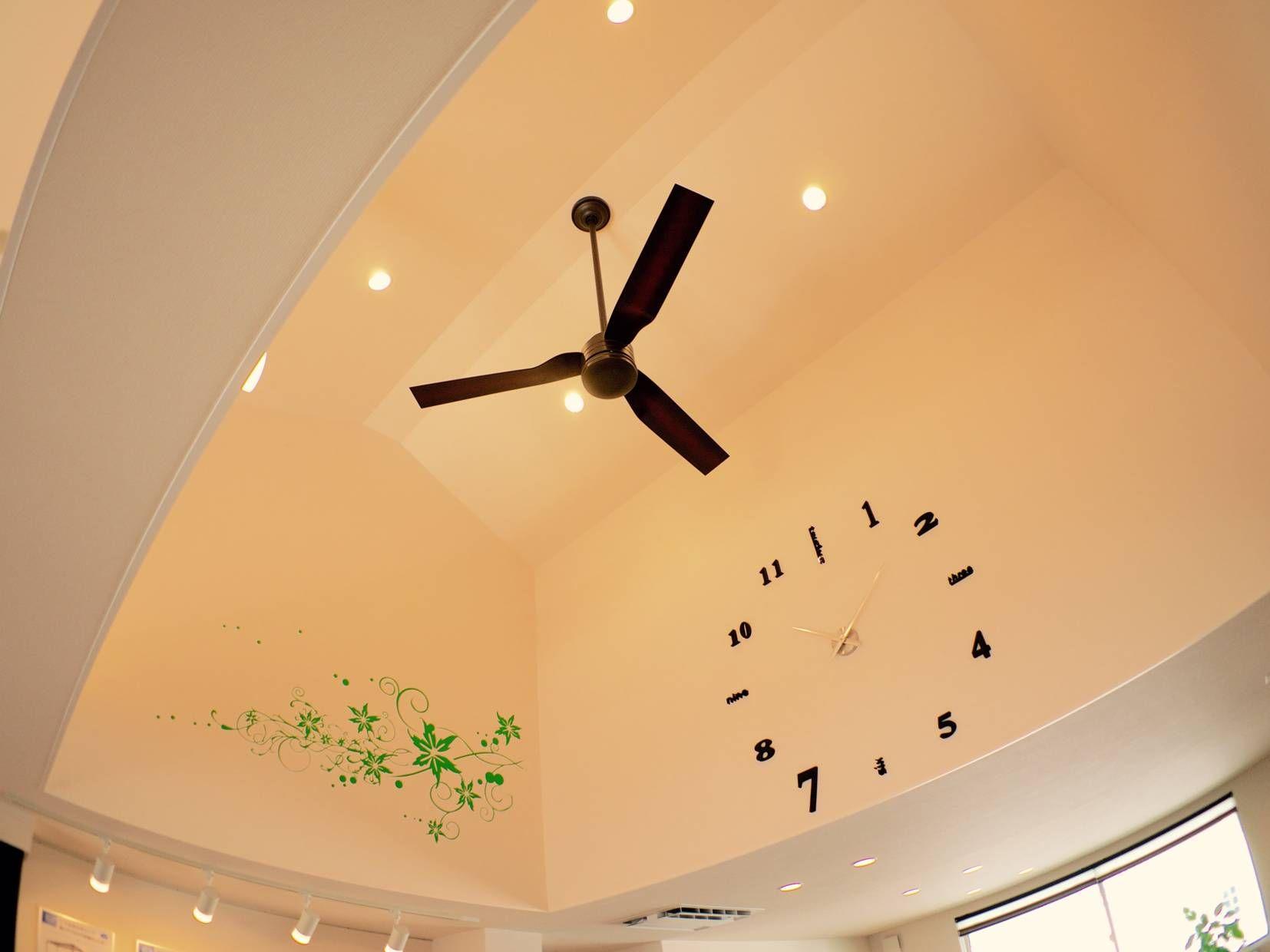 節電になるって本当 冷暖房の効率がupするシーリングファンの効果
