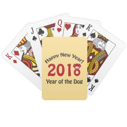 Image result for happy new year playing card pics 2018