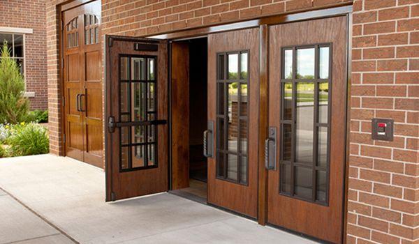 Metal Stainless Steel Wood Specialty Doors From Laforce