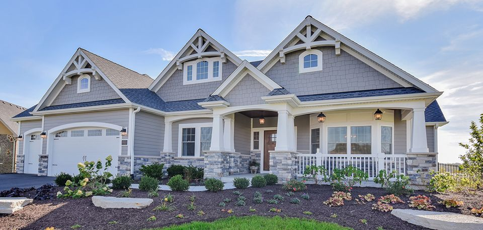 Superbe Craftsman Style Ranch Home By CL Design Build.