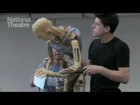 How can you tell what a puppet is thinking? The Tony award-winning ...