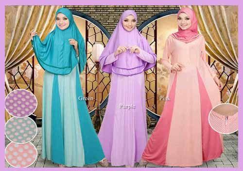 Baju Ungu Muda Cocok Dengan Jilbab Warna Apa