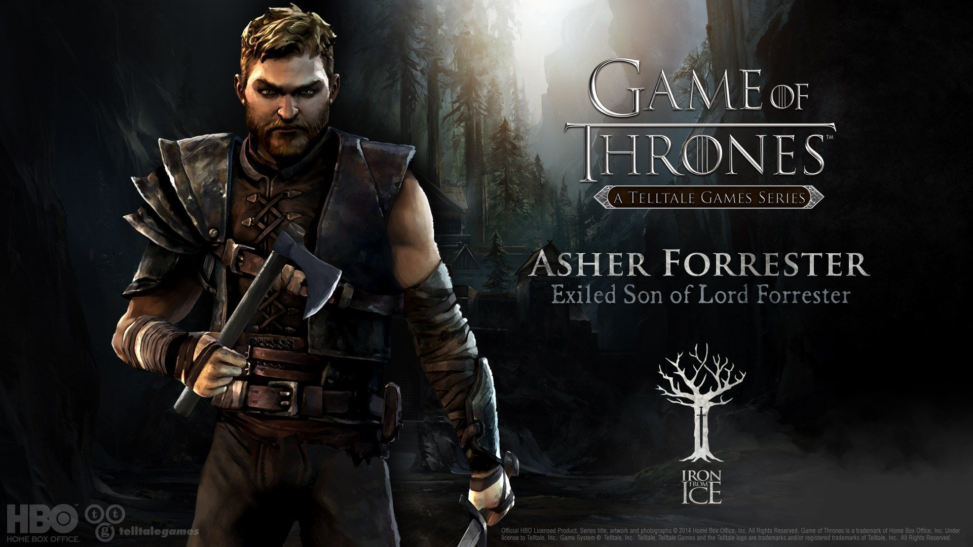 Widescreen Hd Game Of Thrones A Telltale Games Series Game Of Thrones Telltale Game Of Thrones Episodes Game Of Thrones Trailer