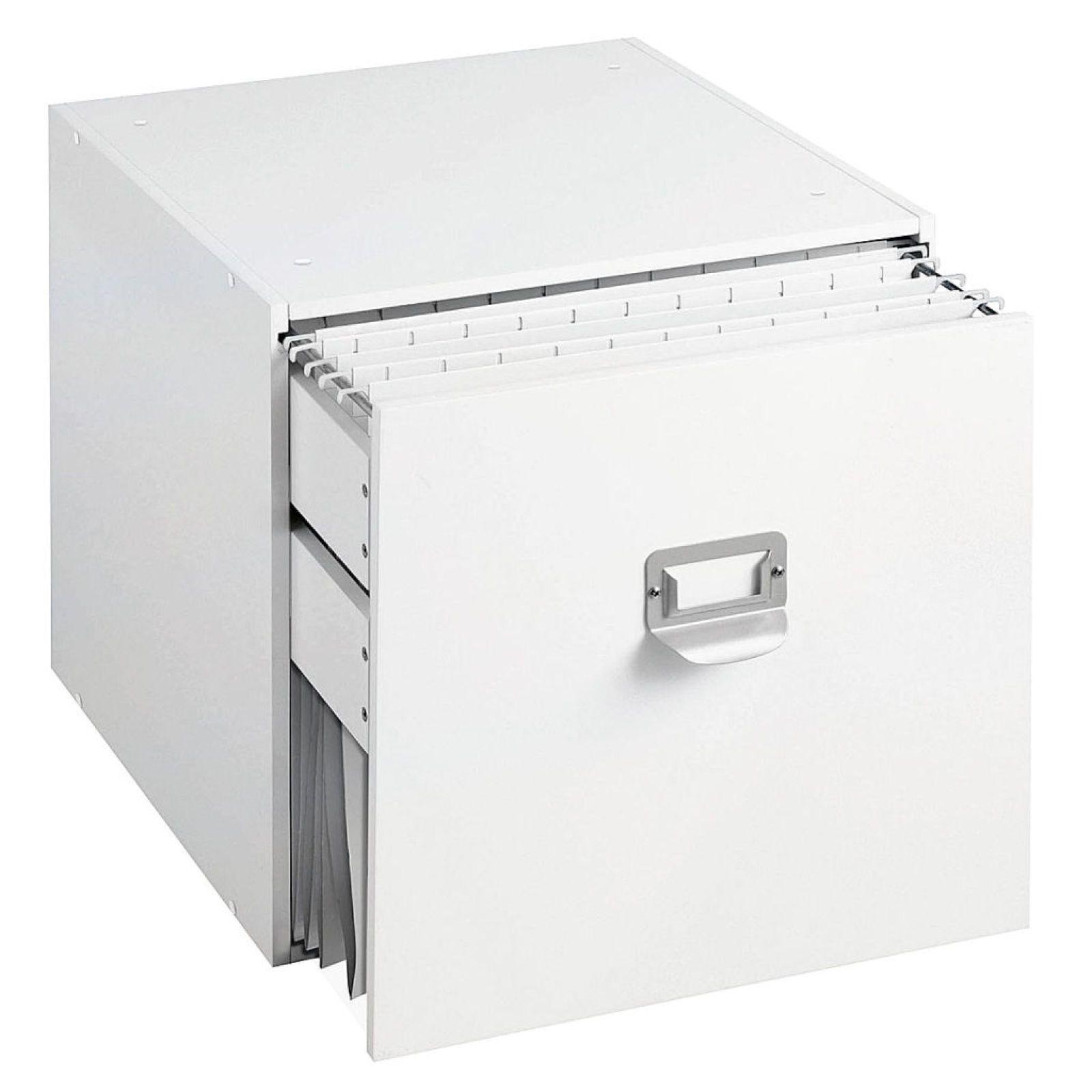 Recollections Hanging File Cube Hanging File Organizer Paper Storage Scrapbook Storage