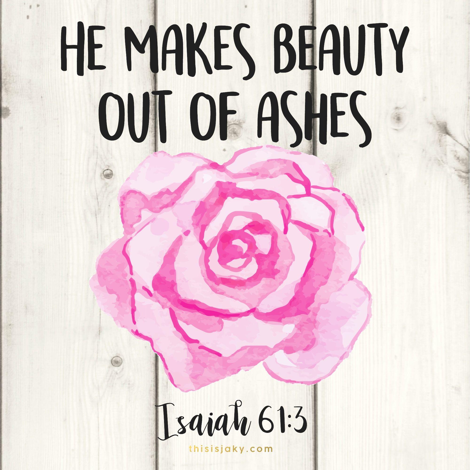 beauty.   good versus   Bible verse tattoos, Bible verses ...