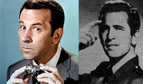 Don Adams-After surviving the Battle of Guadalcanal he contracted