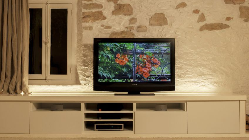 Banc TV IKEA BESTA personnalisé (+ plan 3D) ! Salons