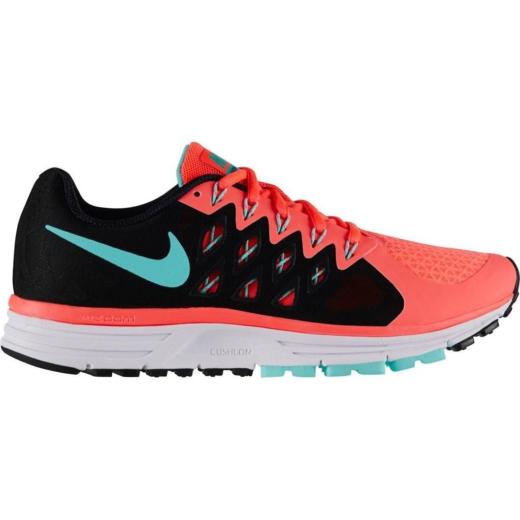the latest 72298 c2ff6 Nike Zoom Vomero 9 Sneakers in Hyper Punch Black Hyper Turquoise as seen on