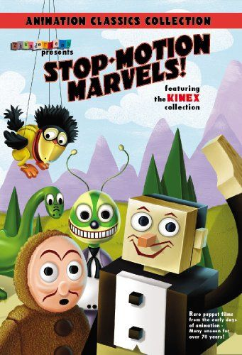 Amazon.com: Stop Motion Marvels: Movies & TV