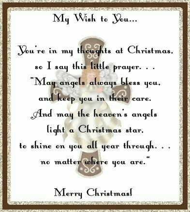 How Lovely Thank You Sweet Peggie Ly Christmas Poems Christmas Verses Christmas Card Sayings