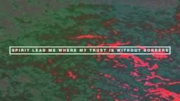 Hillsong United Zion  Oceans (Where My Feet May Fail)