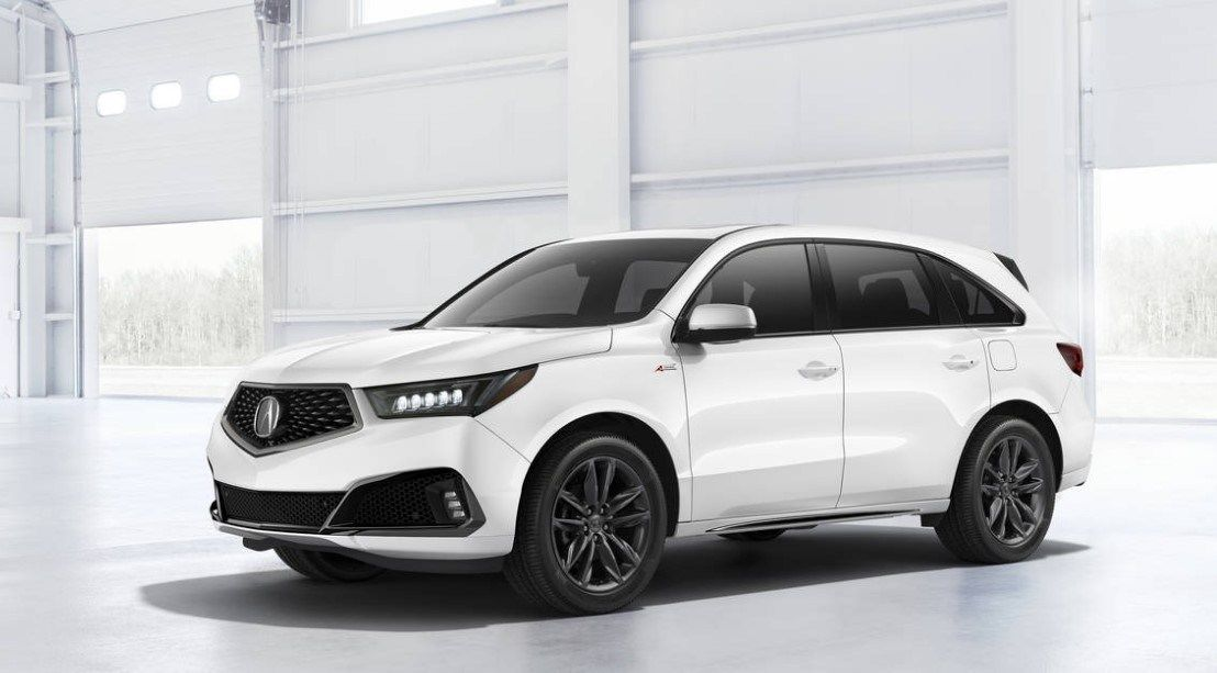 2019 Acura MDX Preview, Prices, and Competitors