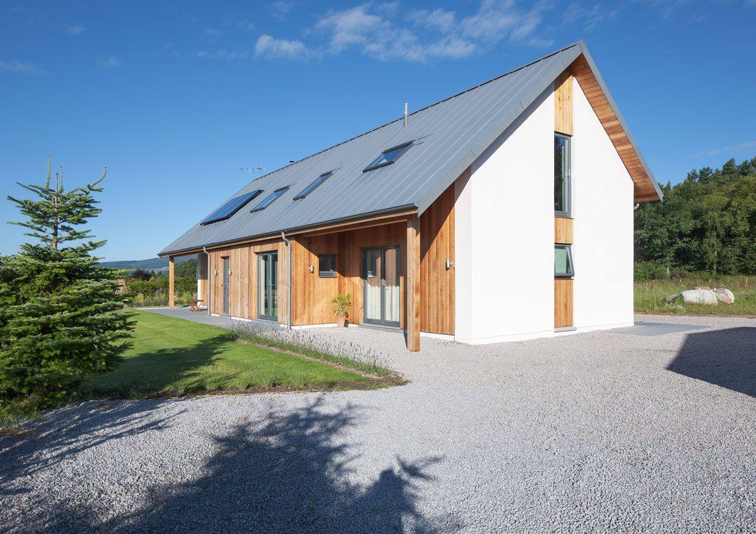 Best East Croft New Contemporary House Designed By Jamstudio 400 x 300