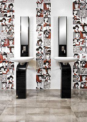 Ceramica Del Conca Lupin Lupin-Del Conca-11 , stile Stile design ...