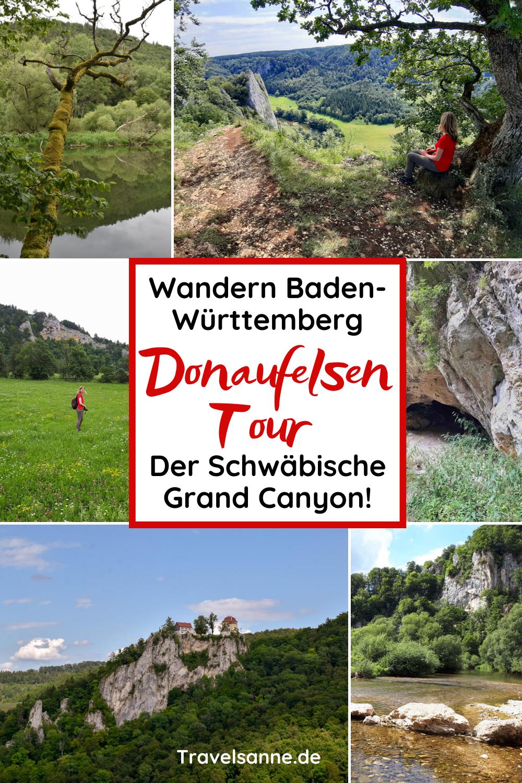 Donauwelle mal anders: Auf der Donaufelsen-Tour durch den Schwäbischen Grand Canyon