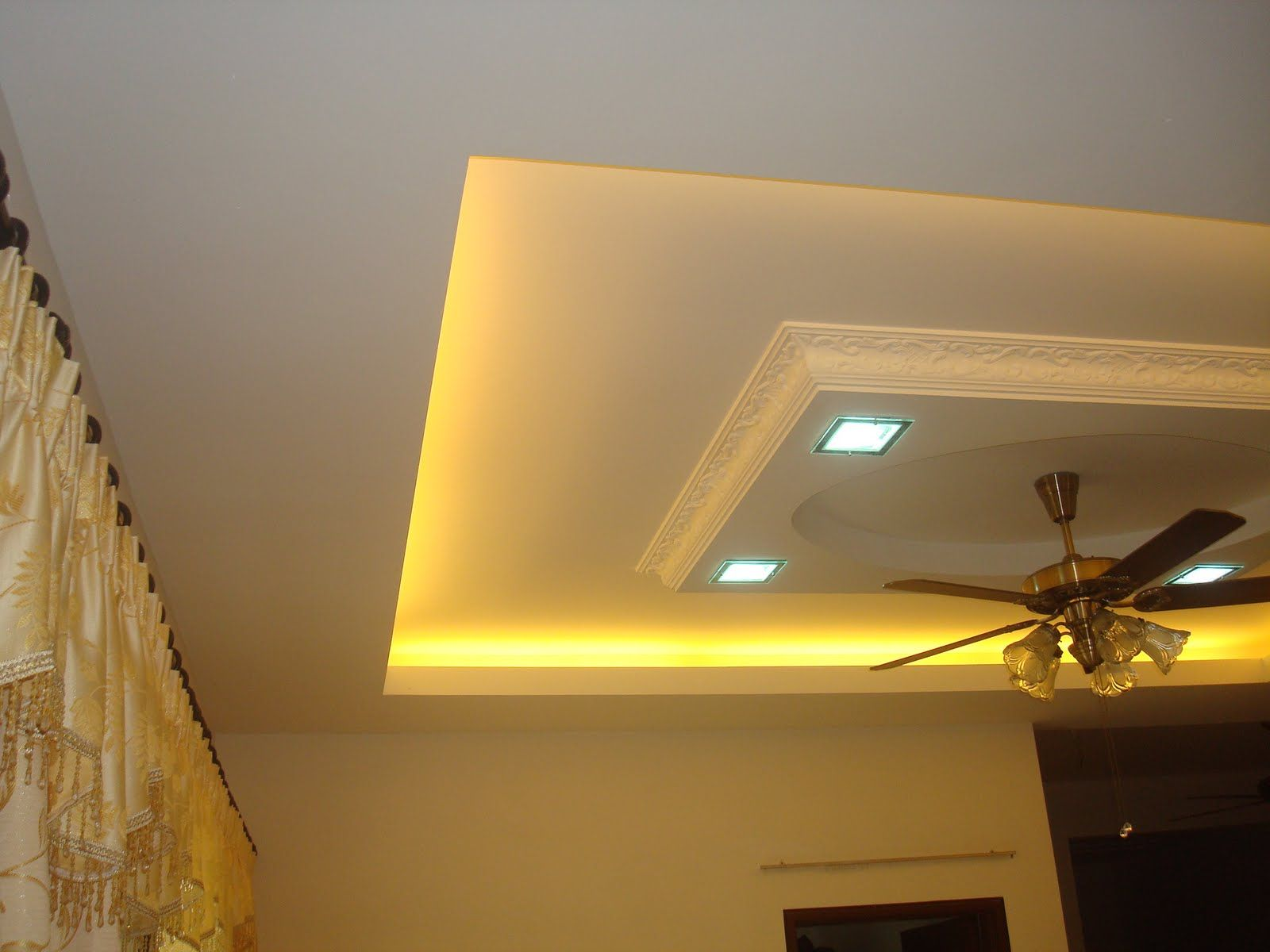Drowning Room Best price Gypsum false ceiling design is ln ...