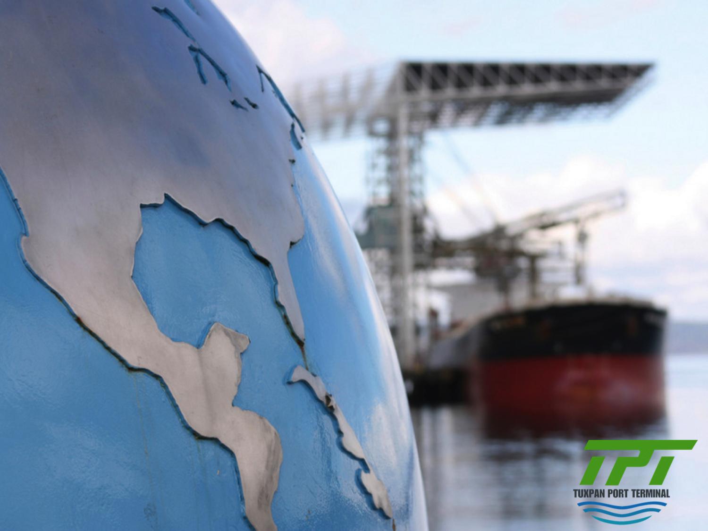 TUXPAN PORT TERMINAL Será una terminal de clase mundial por su equipamiento con la más alta tecnología, respaldada por la experiencia de SSA México. Además, nuestra nueva terminal portuaria, contará con una ubicación privilegiada, pues será la más cercana al Valle de México, el principal centro de consumo del país, a 293 km por la nueva autopista México-Tuxpan en un tiempo de 4.30 horas. #tpt #puertodetuxpan