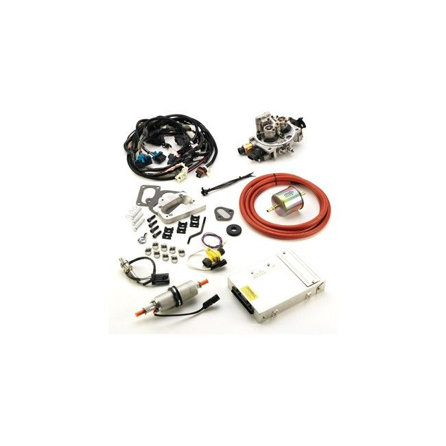 Howell Fuel Injection Conversion TBI Kit (Offroad) | Jeeps