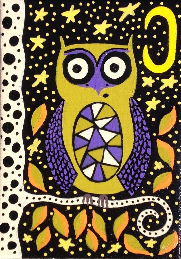 bruja-witch-owl-halloween-kerri-ambrosino-gallery.jpg (630×900)