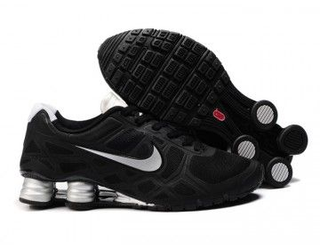 wholesale dealer 63733 d8c52 Nike Store. Nike Shox Turbo 12 Men's Running Shoes - Black ...