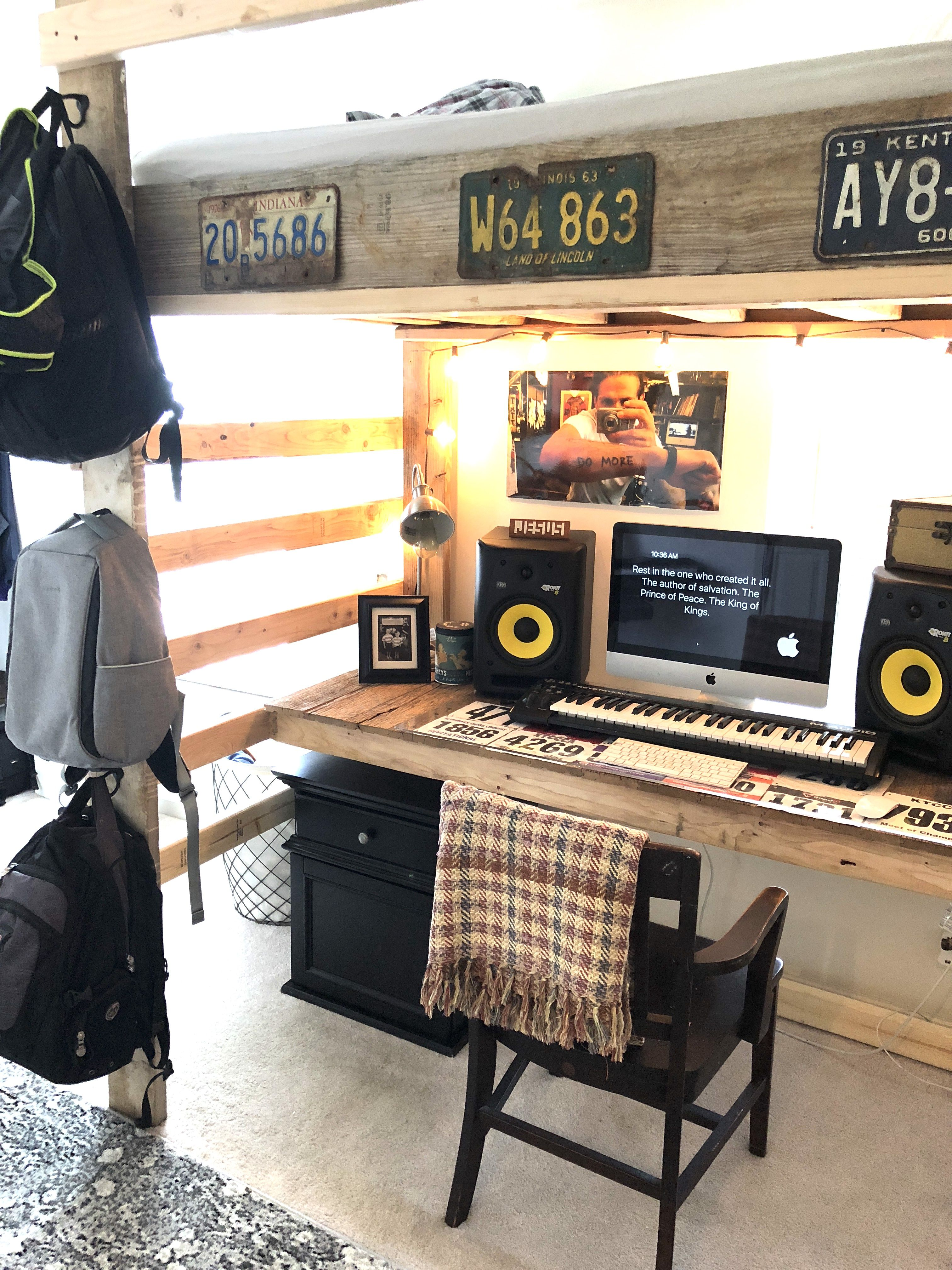 Teenage loft bedroom designs  Jonathanus New Home New Job and New Adventure  Shaharus Bed