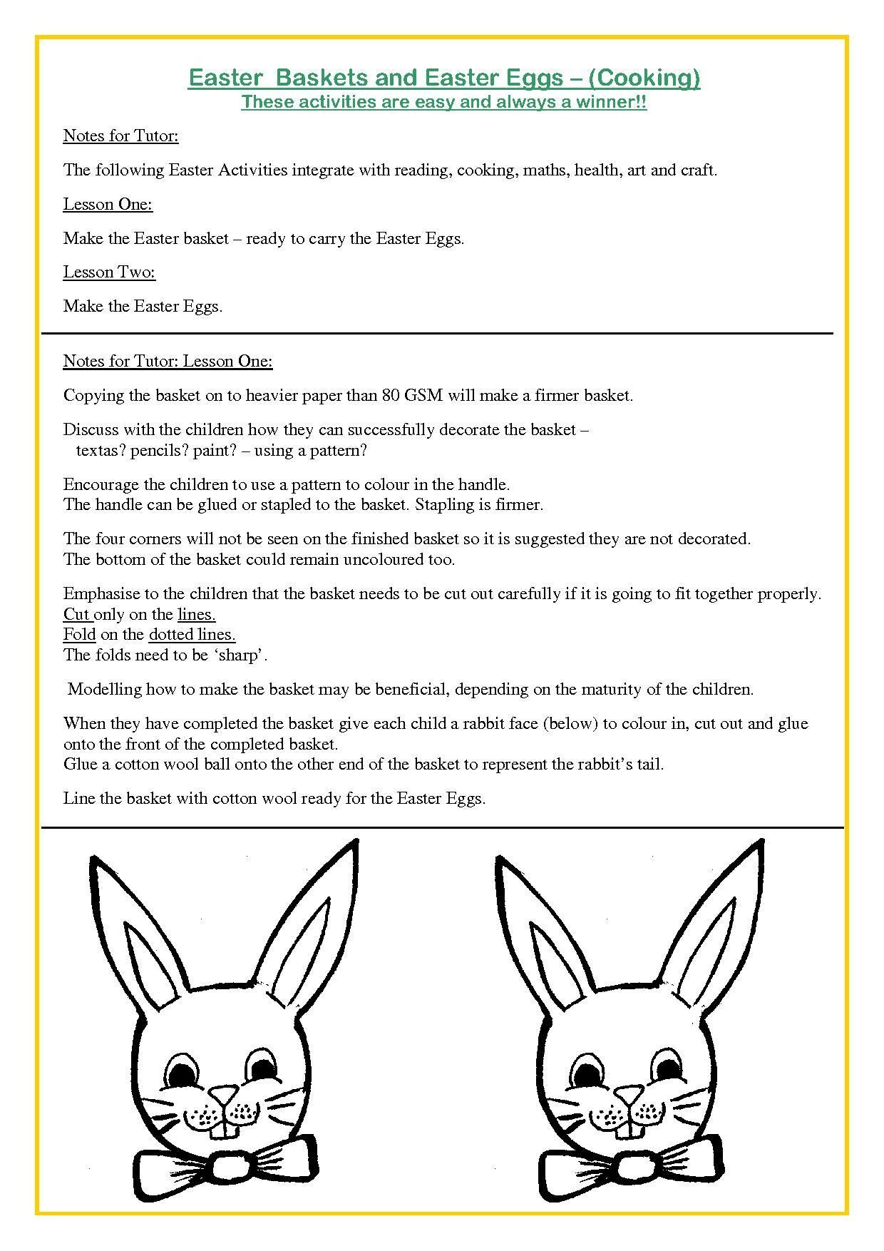 Easter Activities For Preschoolers In Nyc With Images