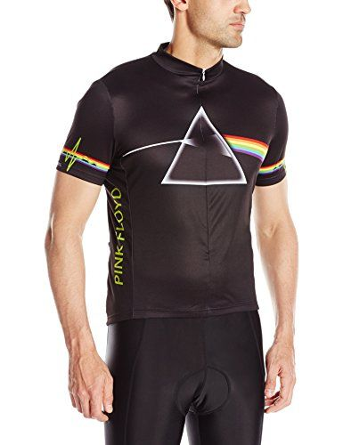 Primal Wear Mens Pink Floyd Dark Side of The Moon Jersey Large Black --  Check out this great product. (Note Amazon affiliate link)  CyclingJersey 2175cda91