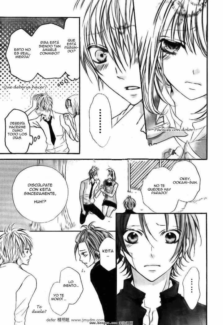 Boku Wa Ookami 6 página 9 - Leer Manga en Español gratis en NineManga.com
