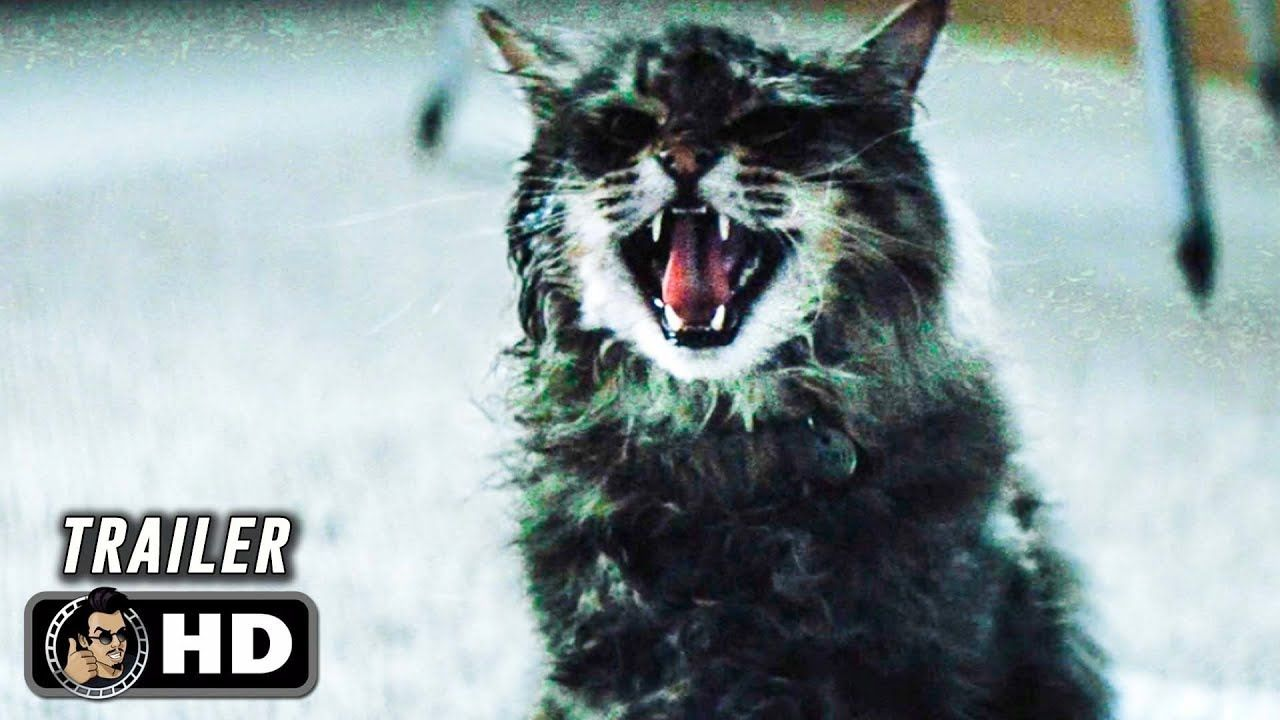 PET SEMATARY Trailer 2 (2019) Stephen King Horror Pet