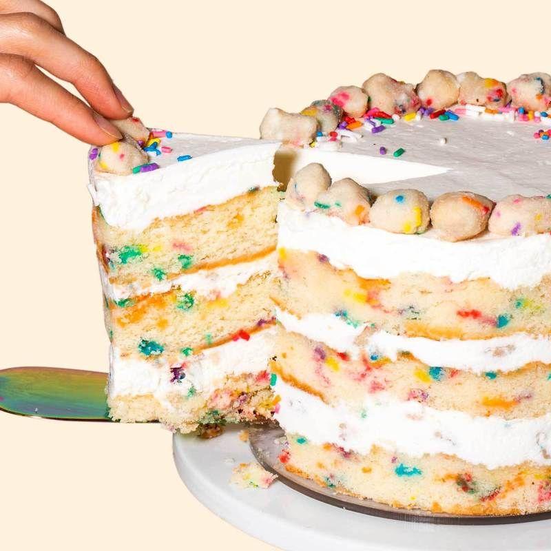 Gluten Free Birthday Cake in 2020 Gluten free birthday