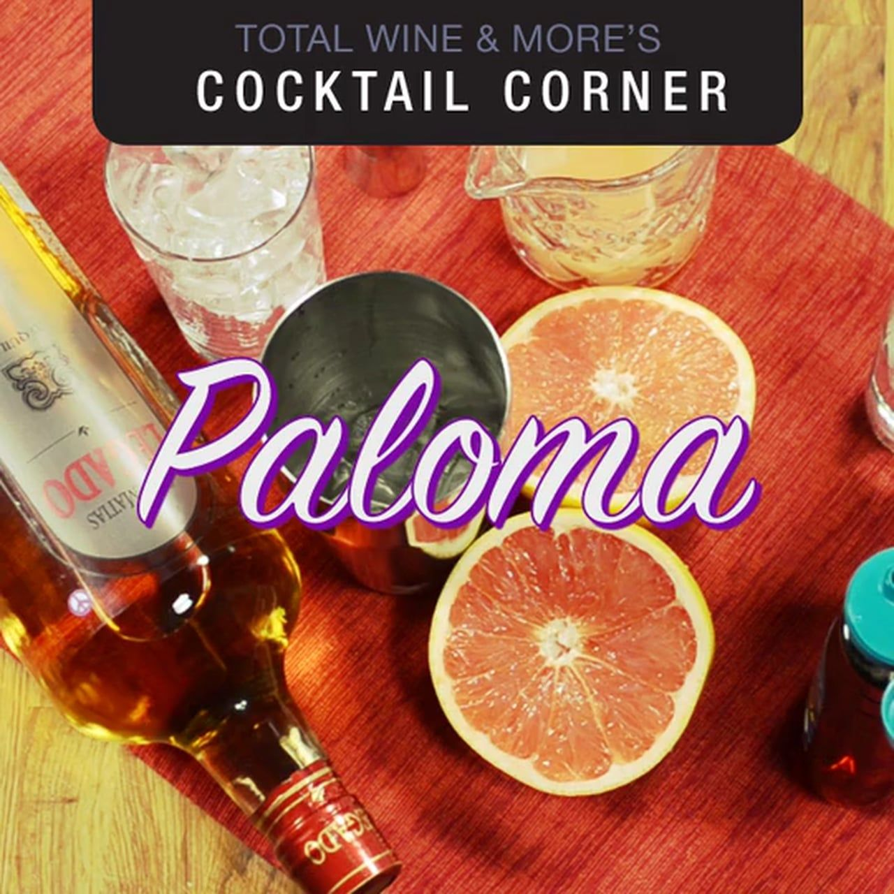 Paloma On Vimeo Paloma Cocktail Interesting Food Recipes Cocktails