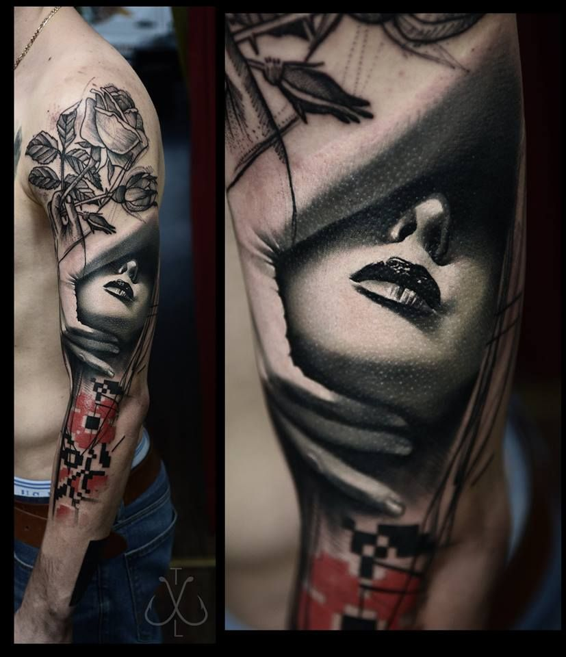 Pin By Kerry Eccles On Tattoos: Love This! By Timur Lysenko
