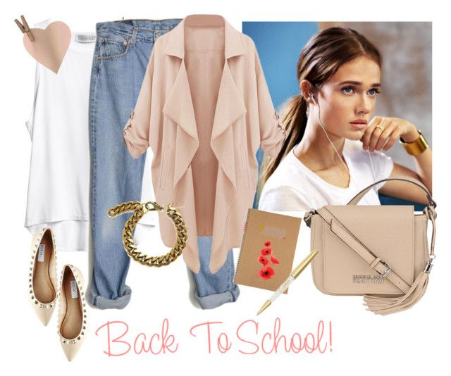 """""""Back to School"""" by cristiii4 ❤ liked on Polyvore"""