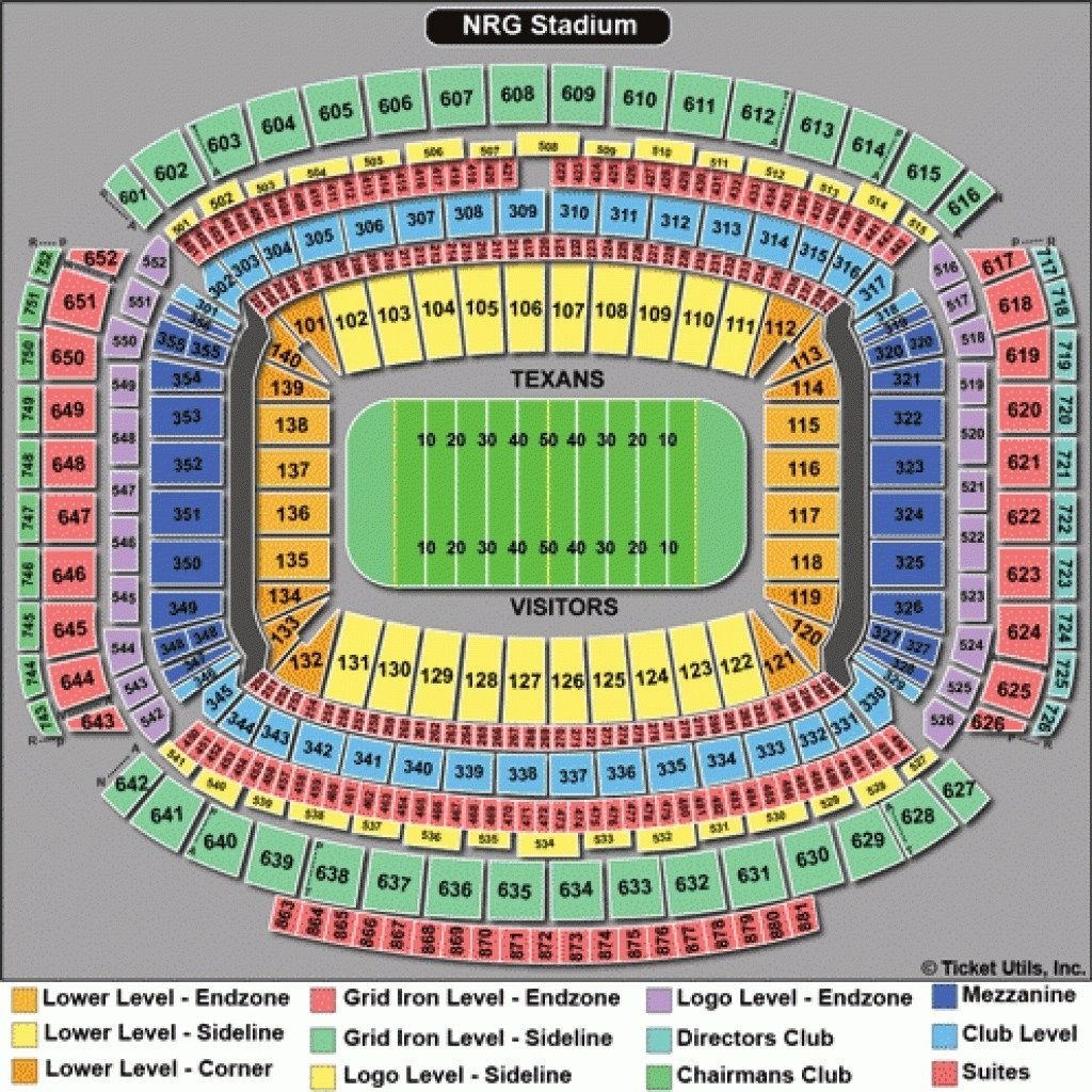 The Most Elegant Nrg Seating Chart In 2020 Nrg Stadium Seating Charts Metlife Stadium