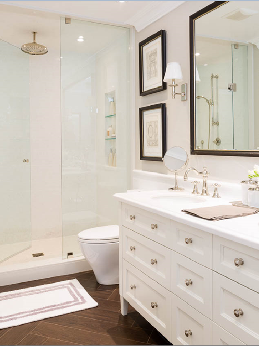 Long Narrow Master Bath Bathroom Layout Bathroom