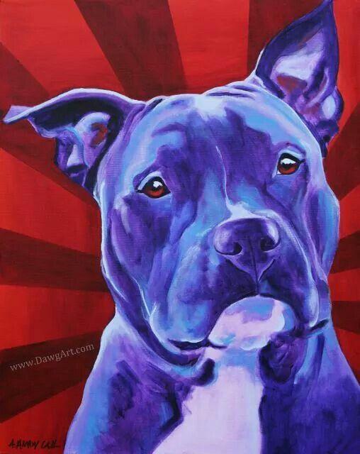 Blue Dog พ ทบ ล หมา