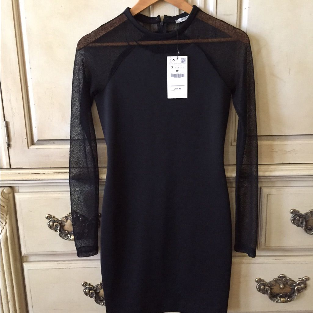 Zara dress nwt zara dresses and products