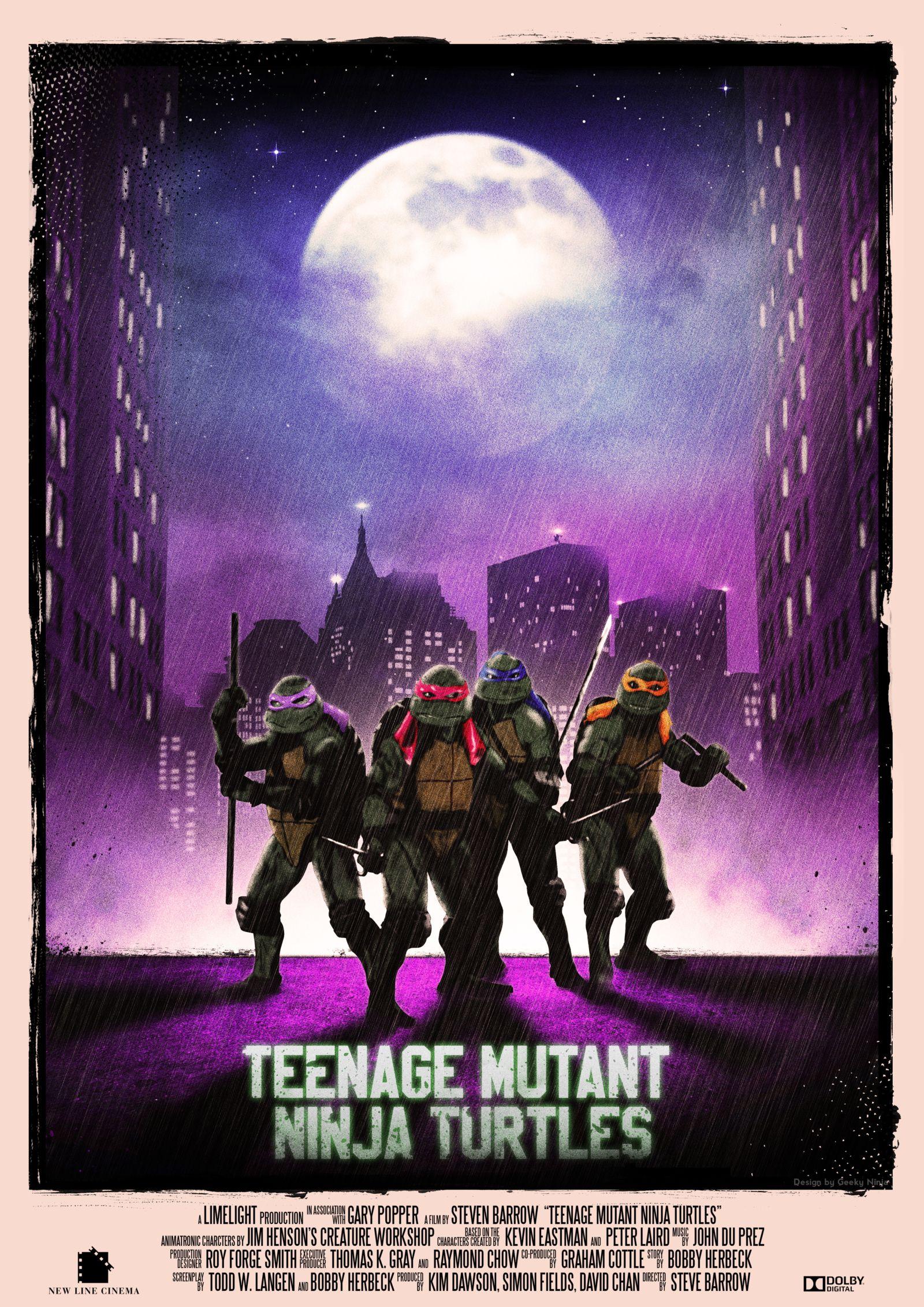 T U R T L E Power Teenage Mutant Ninja Turtles Ninja Ninja Turtles